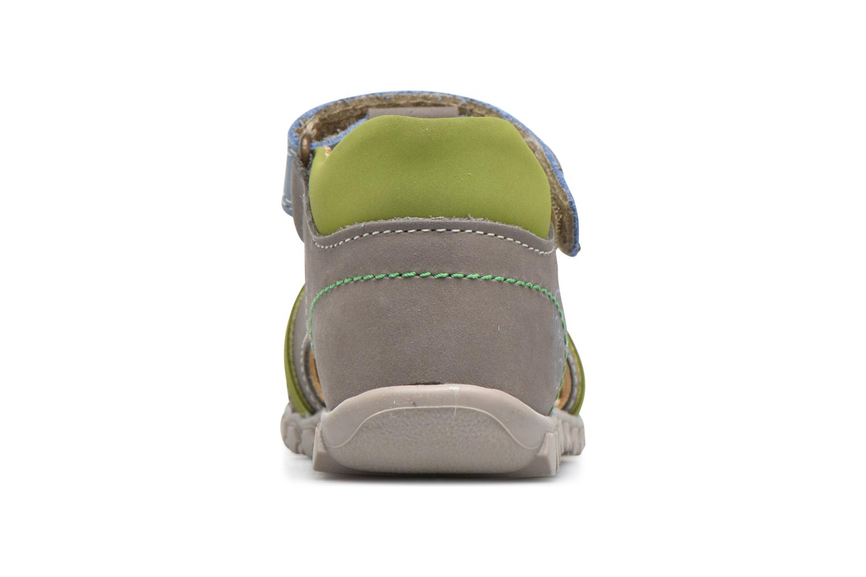 Sandali e scarpe aperte Primigi Folco Grigio immagine destra
