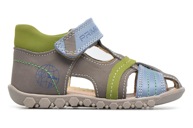 Sandales et nu-pieds Primigi Folco Gris vue derrière