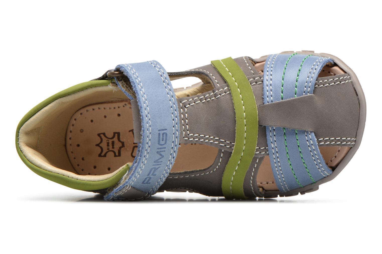Sandales et nu-pieds Primigi Folco Gris vue gauche