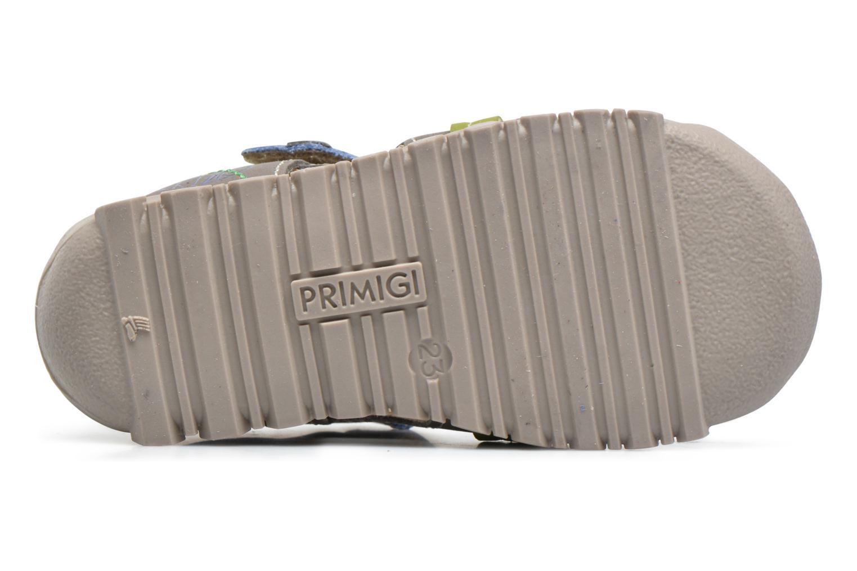 Sandales et nu-pieds Primigi Folco Gris vue haut