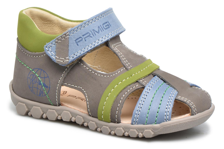 Sandals Primigi Folco Grey detailed view/ Pair view