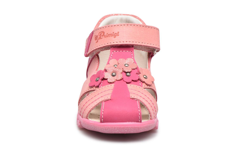 Sandali e scarpe aperte Primigi Belinda Rosa modello indossato