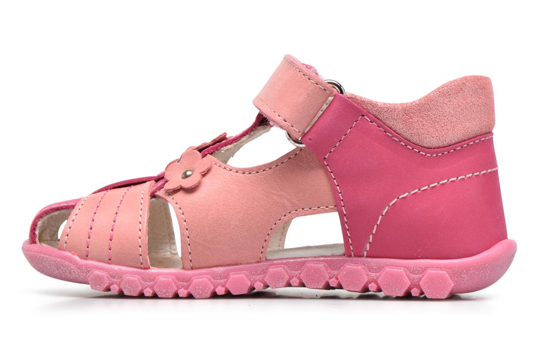 Sandali e scarpe aperte Primigi Belinda Rosa immagine frontale