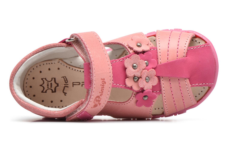 Sandali e scarpe aperte Primigi Belinda Rosa immagine sinistra