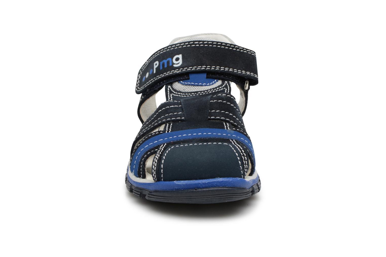 Sandales et nu-pieds Primigi Romeo Bleu vue portées chaussures