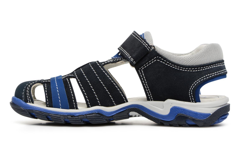 Sandales et nu-pieds Primigi Romeo Bleu vue face