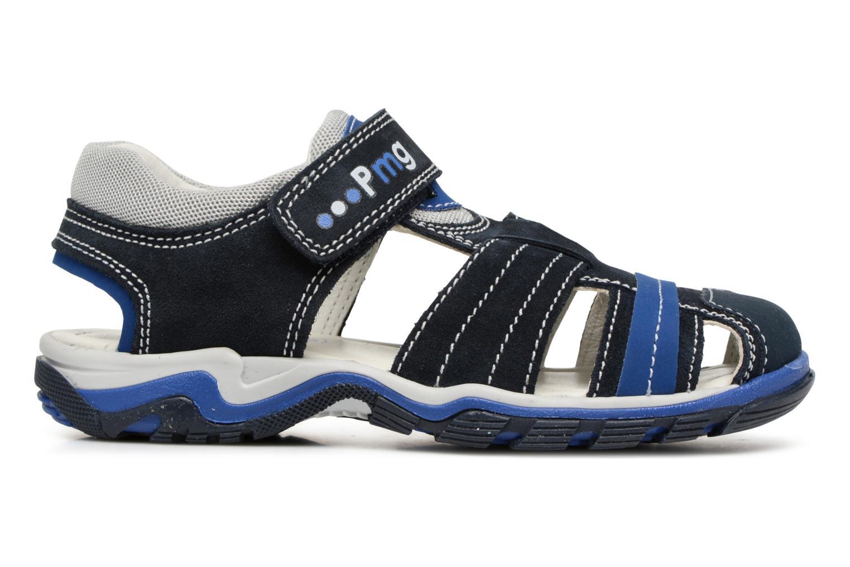 Sandales et nu-pieds Primigi Romeo Bleu vue derrière