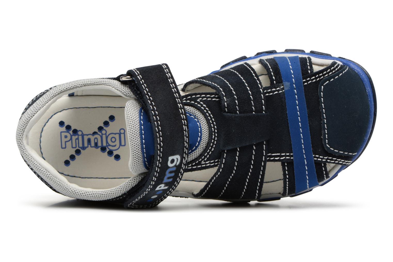 Sandales et nu-pieds Primigi Romeo Bleu vue gauche