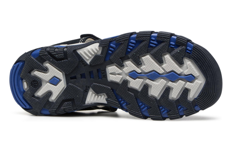 Sandales et nu-pieds Primigi Romeo Bleu vue haut