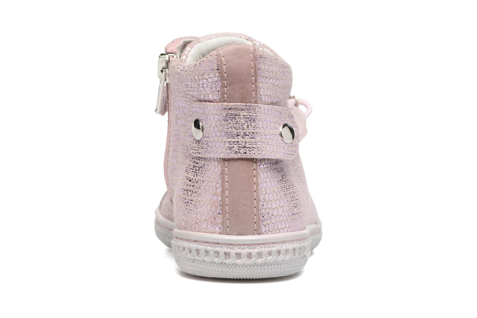 Trainers Primigi Carolina Pink view from the right