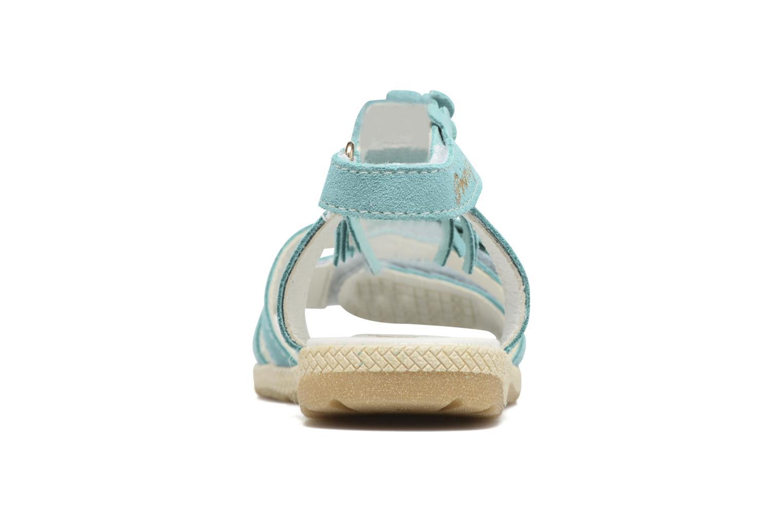 Sandales et nu-pieds Primigi Olivia Vert vue droite