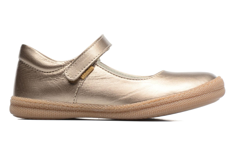 Ballerine Primigi Classica Oro e bronzo immagine posteriore