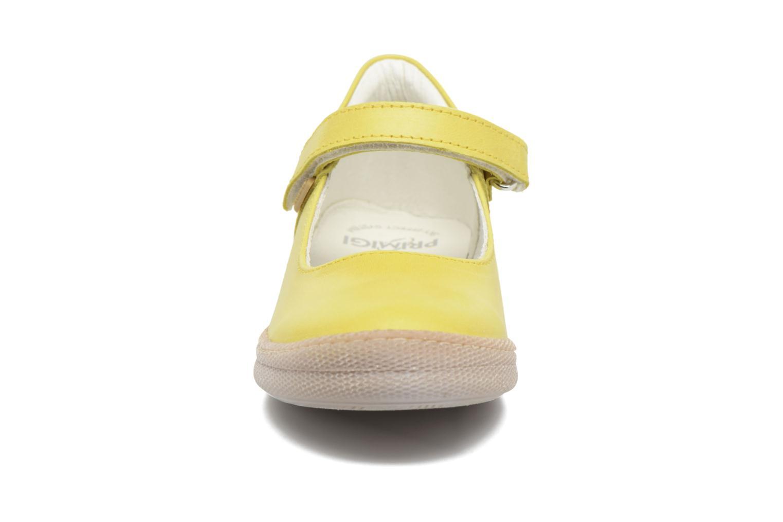 Ballerines Primigi Classica Jaune vue portées chaussures