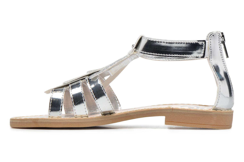 Sandals Primigi Vittoria Silver front view