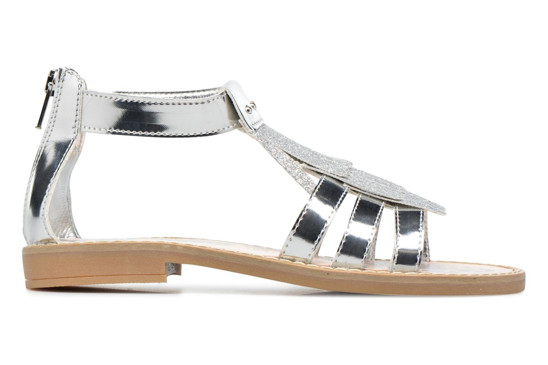 Sandals Primigi Vittoria Silver back view