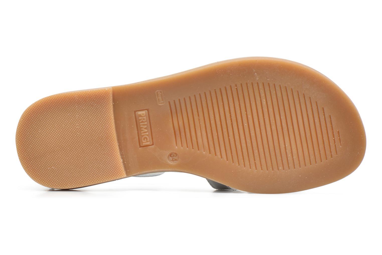 Sandales et nu-pieds Primigi Vittoria Argent vue haut