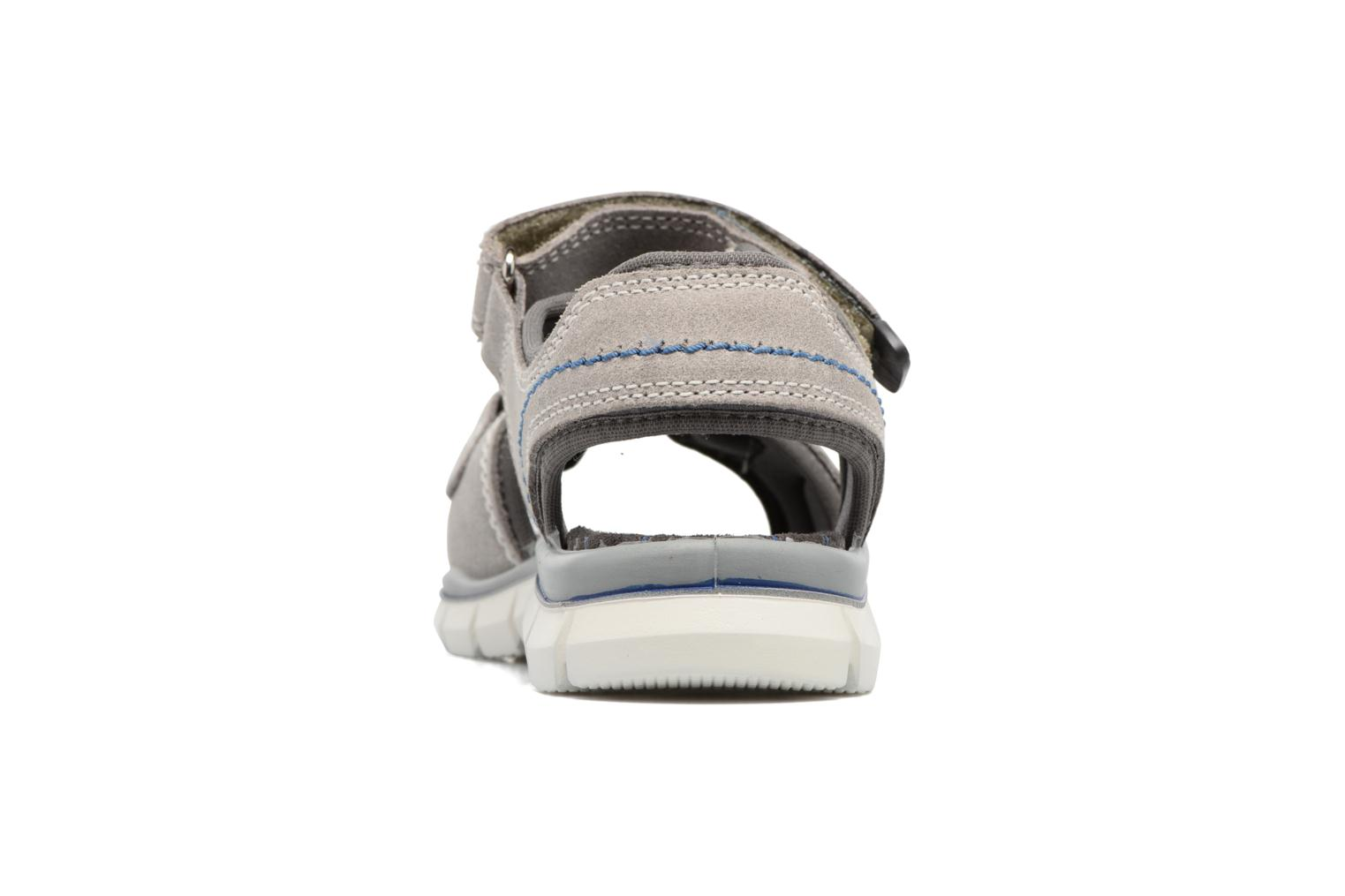 Trainers Primigi Polo Grey view from the right