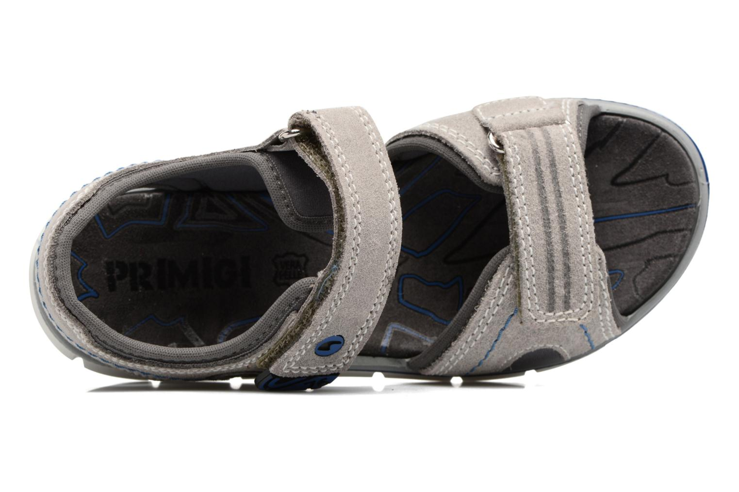 Trainers Primigi Polo Grey view from the left