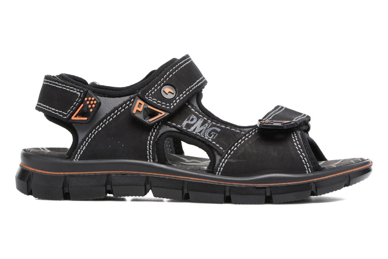 Sandales et nu-pieds Primigi Rico Noir vue derrière