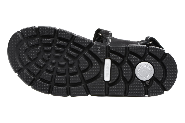 Sandales et nu-pieds Primigi Rico Noir vue haut