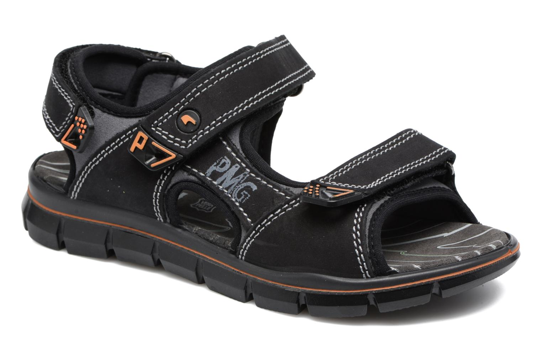 Sandales et nu-pieds Primigi Rico Noir vue détail/paire