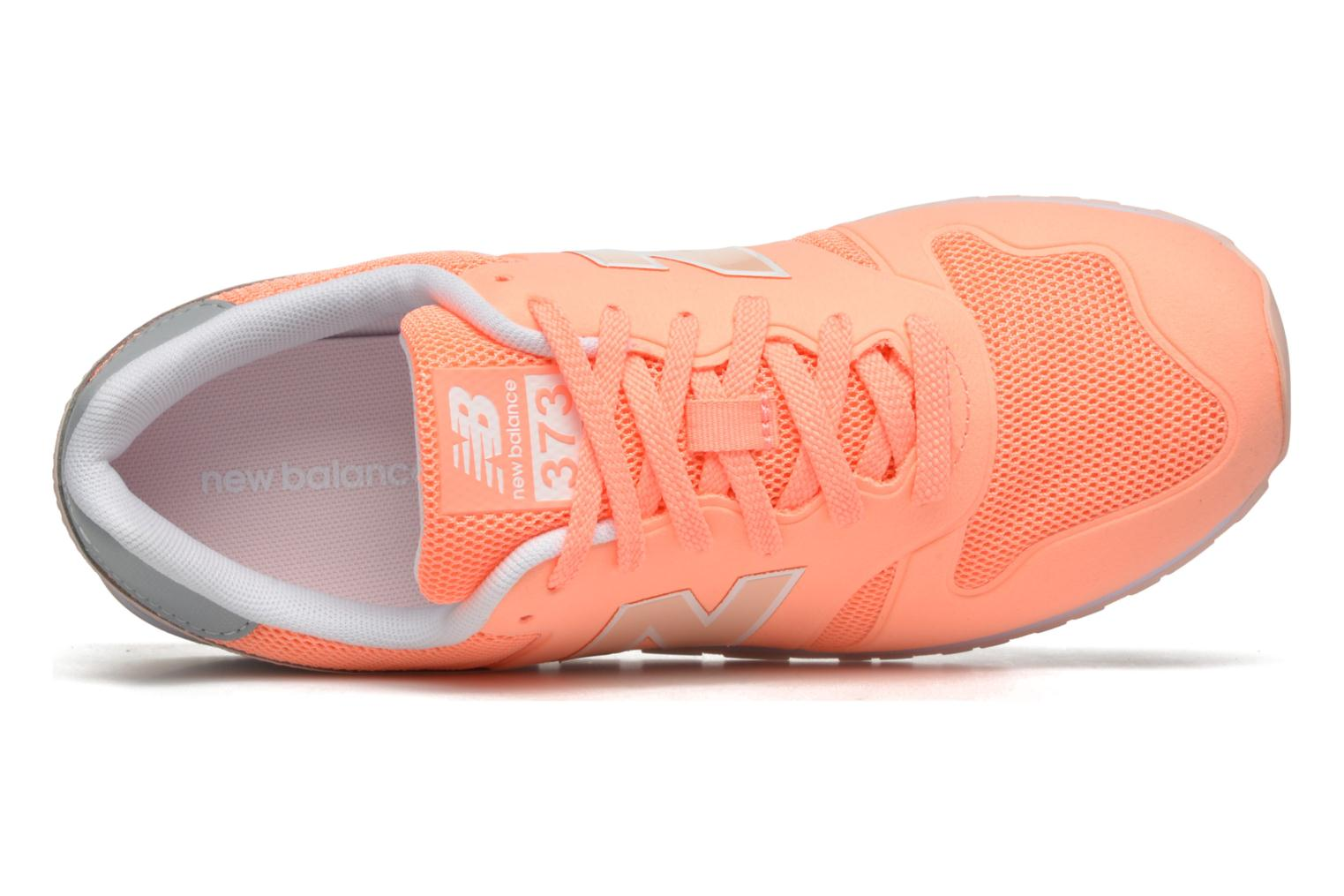Trainers New Balance KD373 J Orange view from the left
