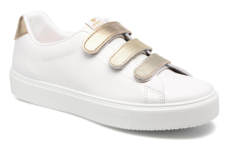 Deportivo Piel - Chaussures De Sport Pour Les Femmes / Or Et Bronze Victoria kBNjDV