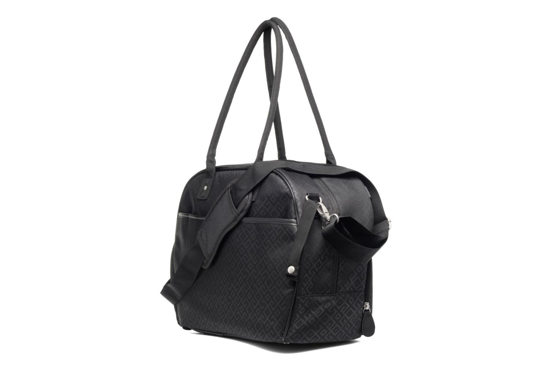 Sacs à main Babymoov Trendy Bag Puericulture Noir vue droite