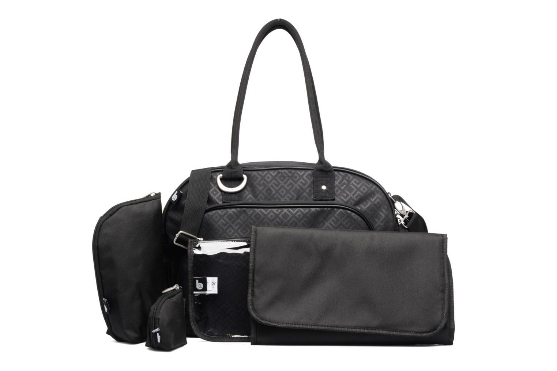 Sacs à main Babymoov Trendy Bag Puericulture Noir vue gauche