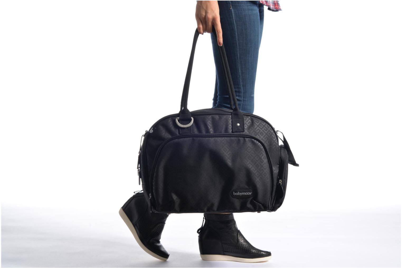 Sacs à main Babymoov Trendy Bag Puericulture Noir vue haut