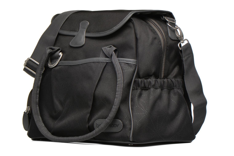 Sacs à main Babymoov Style bag Puericulture Noir vue portées chaussures