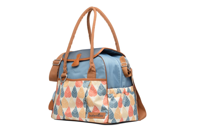 Sacs à main Babymoov Sac à Langer Style Bag Multicolore vue portées chaussures