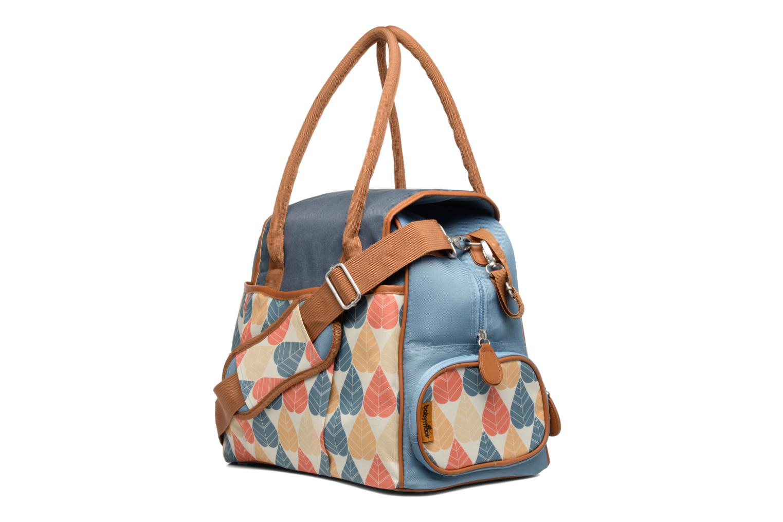 Sacs à main Babymoov Sac à Langer Style Bag Multicolore vue droite