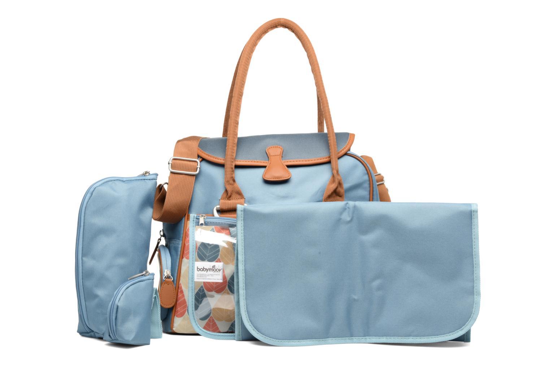 Sacs à main Babymoov Sac à Langer Style Bag Multicolore vue gauche