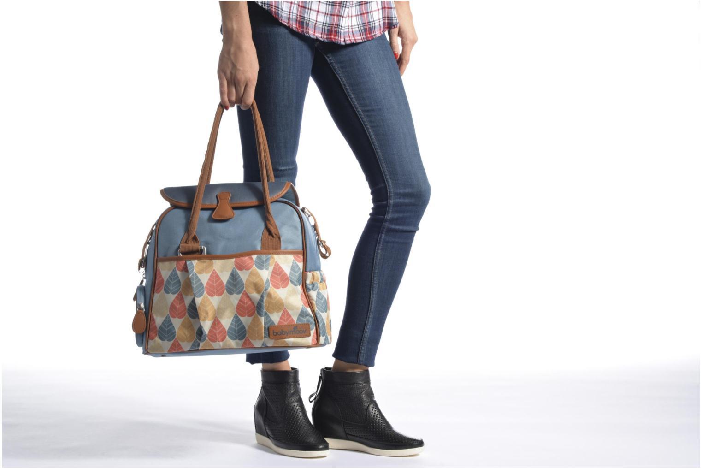 Sacs à main Babymoov Sac à Langer Style Bag Multicolore vue haut