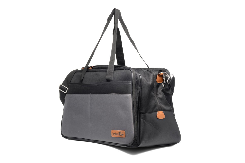 Handtaschen Babymoov Sac à Langer Traveller Bag schwarz schuhe getragen