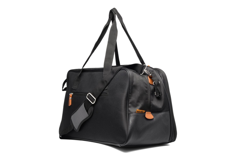 Handtaschen Babymoov Sac à Langer Traveller Bag schwarz ansicht von rechts