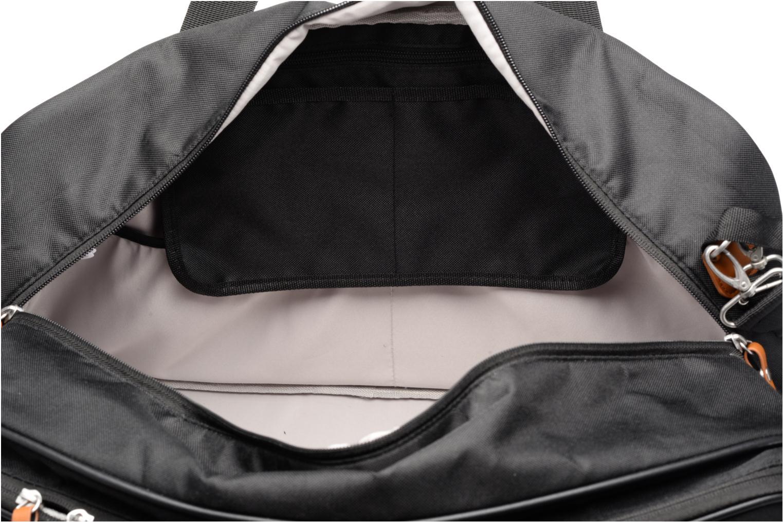 Handtaschen Babymoov Sac à Langer Traveller Bag schwarz ansicht von hinten
