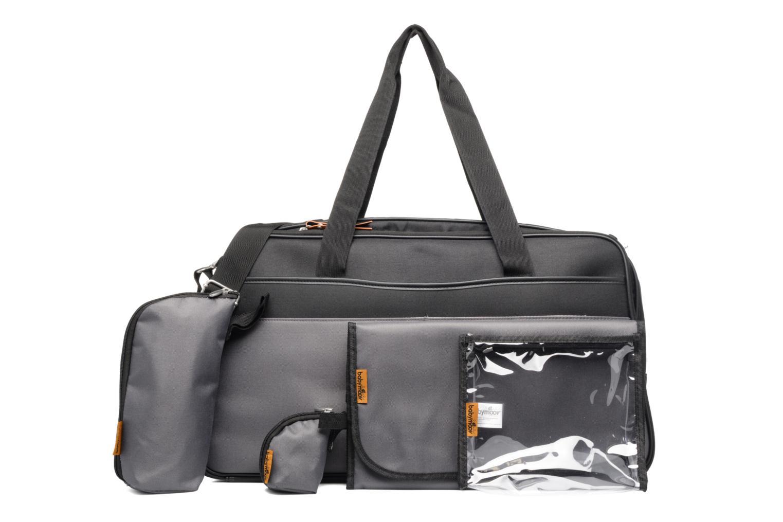 Handtaschen Babymoov Sac à Langer Traveller Bag schwarz ansicht von links