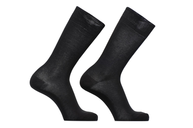 Chaussettes SWING TWOPACK Pack de 2 Coton 3000 Black