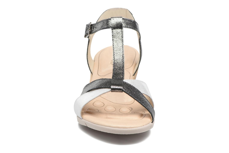 Sandales et nu-pieds Rondinaud Coise Noir vue portées chaussures