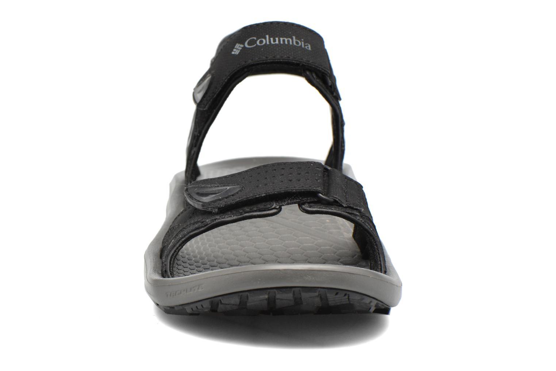 Chaussures de sport Columbia Techsun Noir vue portées chaussures