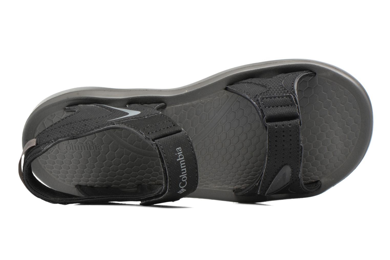Chaussures de sport Columbia Techsun Noir vue gauche