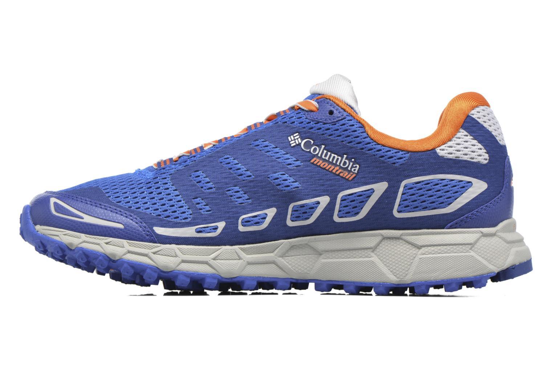 Chaussures de sport Columbia Bajada III Bleu vue face