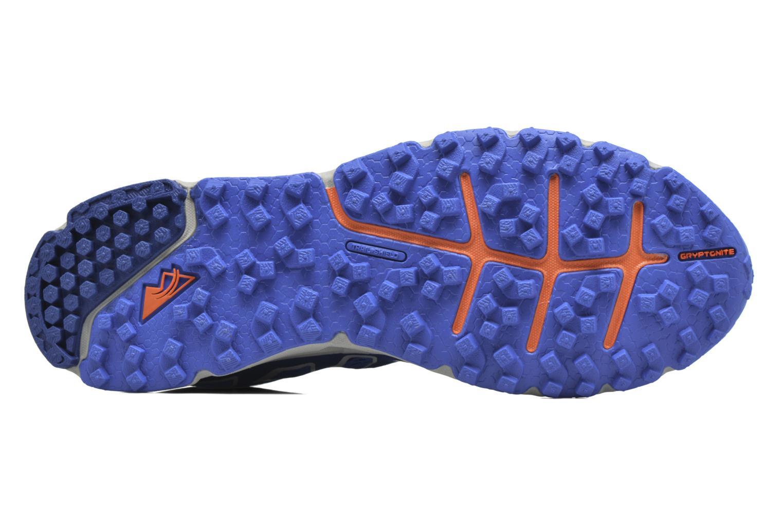 Chaussures de sport Columbia Bajada III Bleu vue haut