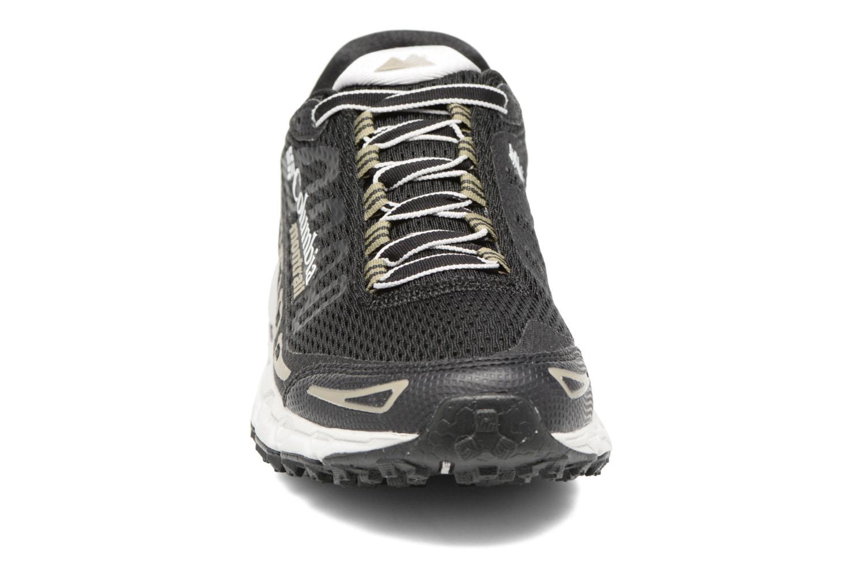 Chaussures de sport Columbia Bajada III W Noir vue portées chaussures