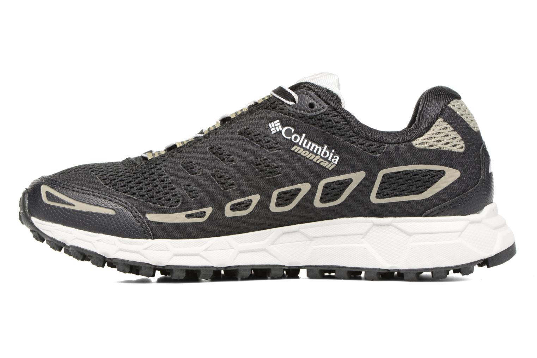 Chaussures de sport Columbia Bajada III W Noir vue face
