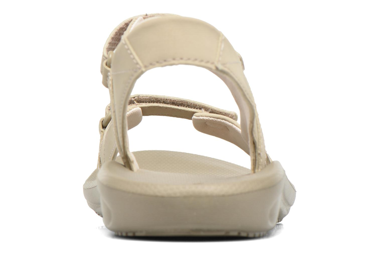 Chaussures de sport Columbia Barraca Sunlight Gris vue droite