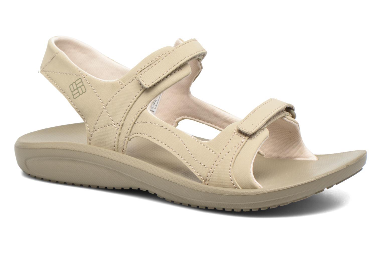 Chaussures de sport Columbia Barraca Sunlight Gris vue détail/paire