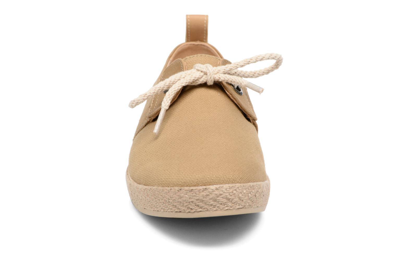 Baskets Armistice Cargo One Papyrus Beige vue portées chaussures